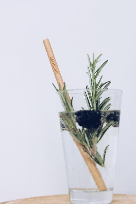 Gönn dir Halmonie mit diesem Bambusstrohhalm